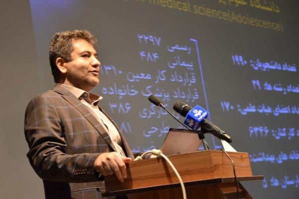 راهاندازی آزمایشگاه تحقیقات سلامت در استان