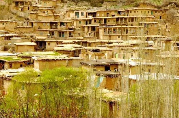 روستای زیبای کریک ماسوله ای در جنوب ایران +فیلم