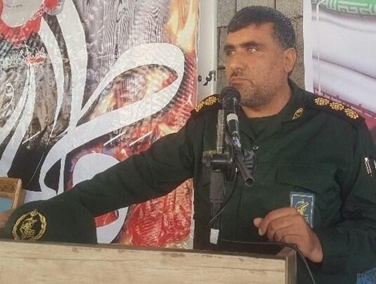 منصوب شدن فرمانده جدید تیپ ۴۸ فتح استان