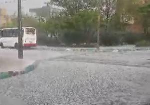 اعلام میزان بارش های اخیر در استان