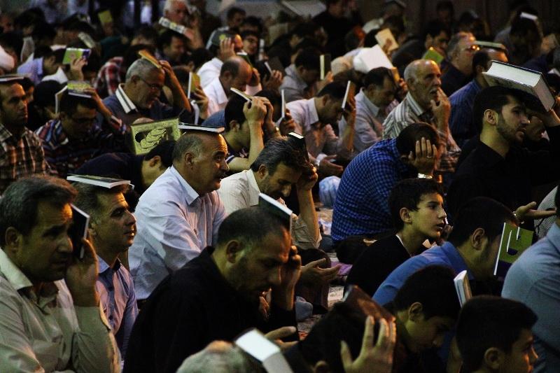 برگزاری مراسم شب شهادت امام علی (ع)و لیالی قدر در ۱۶۰ مسجد و حسینیه کهگیلویه